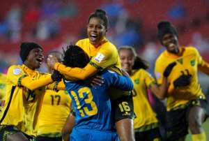 Bob Marley's Daughter Saves Jamaican Women's Soccer Team On World Cup Path