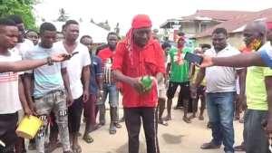 Party Supporters Invoke Curses On Kojo Asemanyi, Incumbent MP for Gomoa East