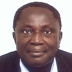 Professor Kwabena Anaman