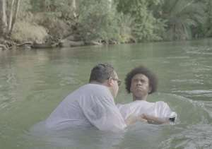 Willian Gets Baptised In River Jordan As He Awaits New Chelsea Deal