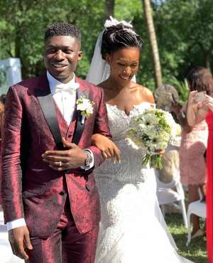 Alfred Duncan Weds Longtime Girlfriend