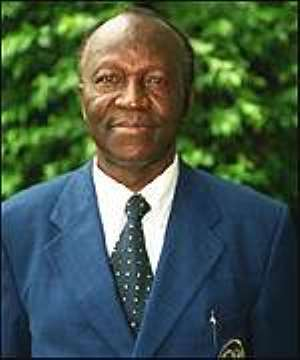Nana Kumi Gyamfi I, a soccer legend