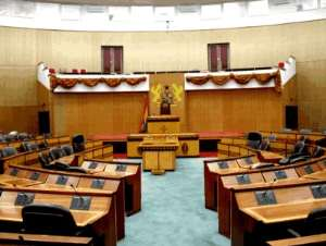 Parliament is not a money making place - MP