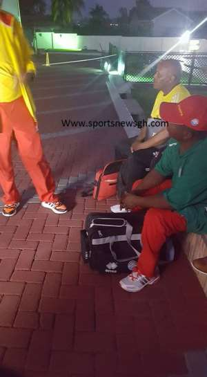Ethiopia finally settle in Kumasi after rejecting hotel assigned to team
