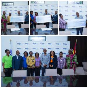 HFC Bank Ghana Donates To 4 Institutions