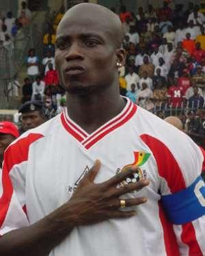 Appiah confident of Burkina conquest