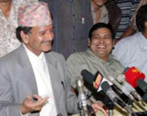 Nepal hails 'end of bloodshed'