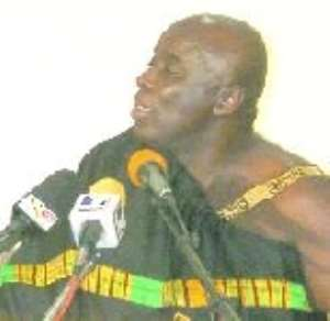 Create structures to enable individuals develop economically - Okyenhene