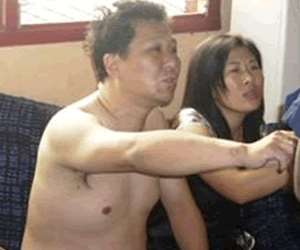 Chinese at trafficker opens defence