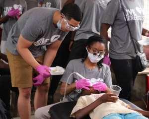 Joma Residents Benefit From Dental Health Fair