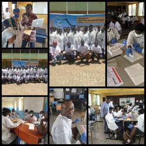 Advancing science education in Ghana as a means of national development: the role of Vacation Initiative in Science, Africa (VISA)