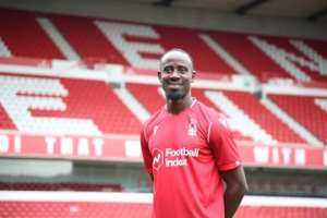 AFCON 2019: Albert Adomah Joins Nottingham Forest On Two Year Deal [PHOTOS]