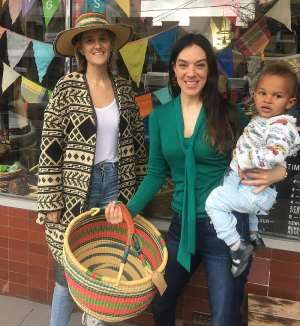 Global push to ban plastics good for Ghanaian Baskets