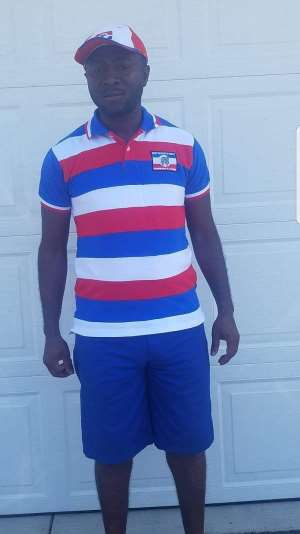 Our Achievements Should Be Our Trump Card; Let's Not Waste Time On NDC—NPP USA Columbus