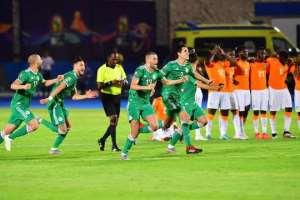 AFCON 2019: Algeria Ease Past Cote D'Ivoire Into Semi-Finals After Penalty Shootout