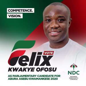 Ofosu Kwakye eyes Abura-Asebu-Kwamankese parliamentary seat r
