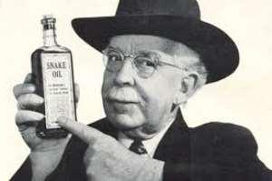 Snake Oil Salesmen in the Garb of Professional Pastors