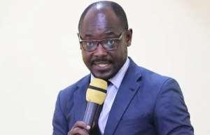 GFA Communications Director Henry Asante Twum