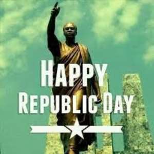 Social Justice Movement Of Ghana Commemorates Republic Day