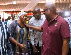CVM Founder: Mahama Is An Embarrassment To Women Empowerment