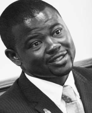 Henry, KYEREMEH- Co-Founder: iWatch Africa