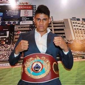 WBO Super Bantamweight Champion Navarrete Returns On August 17 Against Undefeated Da Vaca