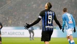 Mauro Icardi Kicked Out Of Inter Milan Camp