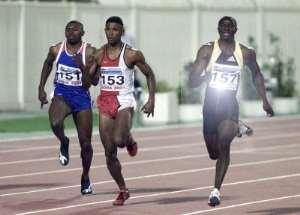 Zakari  to run Prefontaine men's 100m today