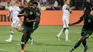 We Were Unlucky Against Algeria - Odion Ighalo