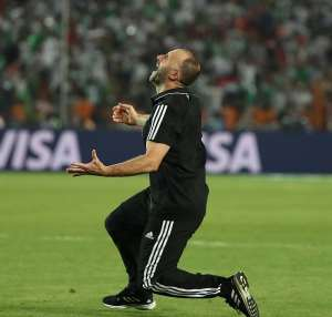 AFCON 2019: We Will Do Our Best To Win Tournament For The Algerian People - Coach Djamel Belmadi