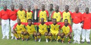 Black Stars Miss out on West African Tourney