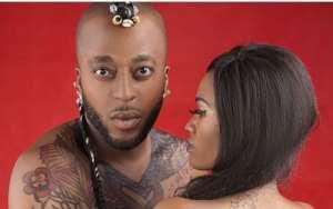 Actor, Benson Okonkwo Poses Nude with Pretty Lady (photos)