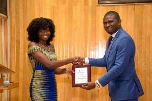 2nd KNUST Graduate Wins Entrepreneurship Award