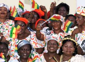 Political parties urged to take more women