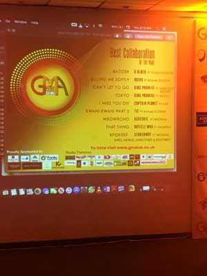 2019 Ghana Music Awards UK launched in Accra; Check out the full list of nominees
