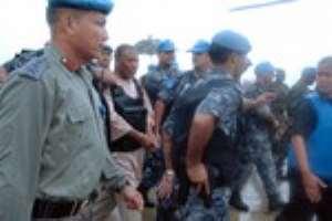 Britain May Take Liberian Ex-Ruler
