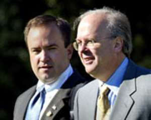 No charges for Rove in CIA leak case
