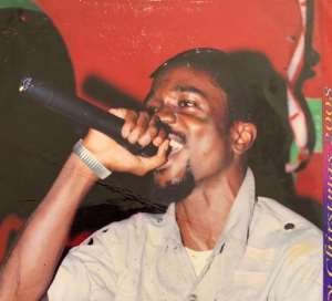 See How Sarkodie Is Motivating Us With His Throwback Photos