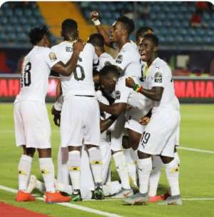 AFCON 2019: Ghana Ease Past Guinea Bissau To Top Group F
