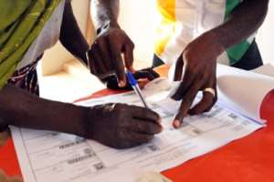 Monkey Dey Work, Baboon Dey Chop: New Voter Register Brouhaha