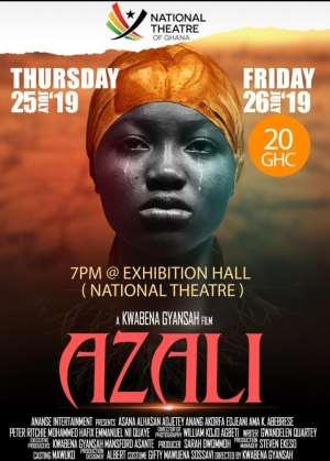 National Theatre Set To Show 'Azali' Movie