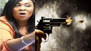 Hon. Mavis Hawa Koomson: Do You Seek To Develop Awutu Senya East With A Gun?
