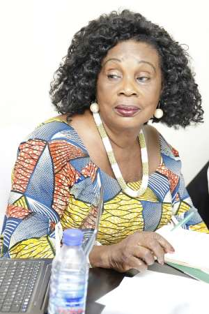 Maame Dokono Warns Entertainers Not To Engage In Partisan Politics