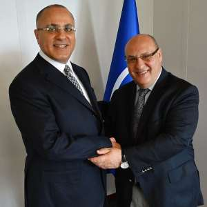 IOM Director General António Vitorino Thanks the State of Kuwait for USD 3 Million Contribution to Assist in Humanitarian Work in Syria