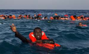 Off Libyan Coast, More than 115 feared dead