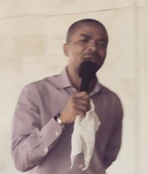 Bishop William Finney Blay popularly known as Solution Man