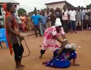 Yagbonwura Demands Justice For 90-Year-Old Woman Killed By Mob