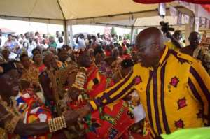 Let's Strengthen The Bonds Of Solidarity With The New World — Akufo Addo