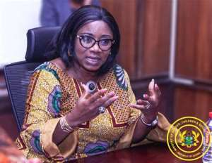 Retrieve Gender Minister's Voters ID Card For Registering At A Wrong Electoral Area – NDC Tells EC