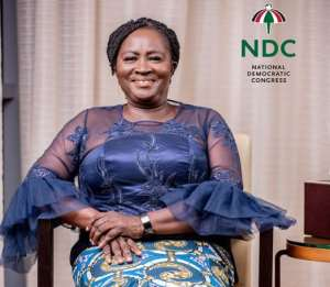 Prof. Jane Naana Tours Central Region To Rally Support For NDC